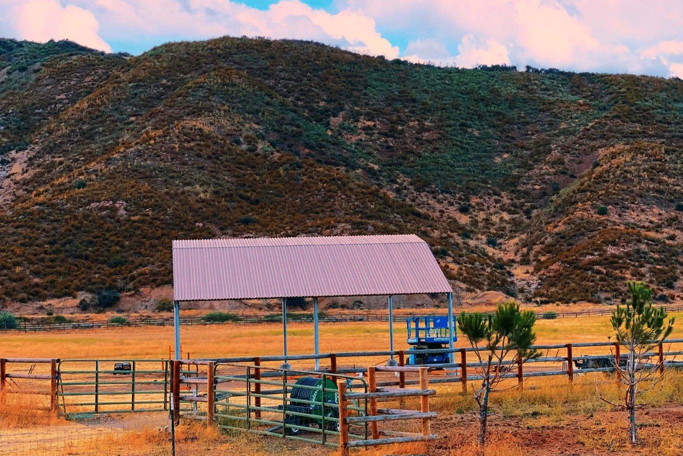Rancho Grande Landscape View